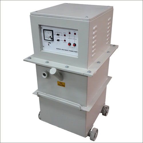 Three Phase Servo Voltage Stabilizer 3 Phase Automatic