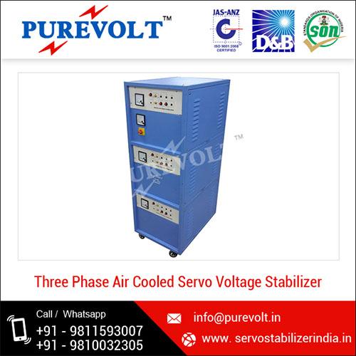 20 kva servo voltage stabilizer, contact for best price 20 kva servo